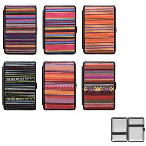 ATOMIC CIGARETTE CASE 12CIG. LADY INDIAN (X6)