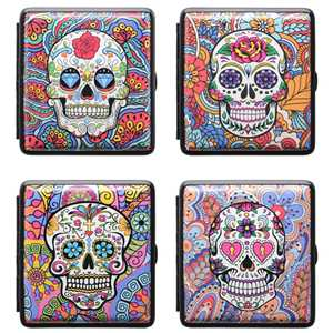 ATOMIC CIGARETTE CASE LA CATRINA (X6)