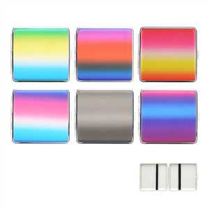 ATOMIC CIGARETTE CASE RAINBOW (X6)