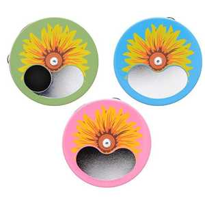 ATOMIC POCKET ASHTRAY SUNFLOWER (X12)