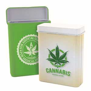 BELBOX CIGARETTE BOX MEDICAL CANNABIS (X12)