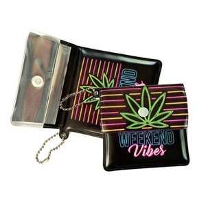 BELBOX EVA POCKET ASHTRAY NEON (X10)