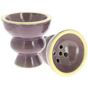 CERAMIC TOP SMALL & MEDIUM PURPLE COLOR