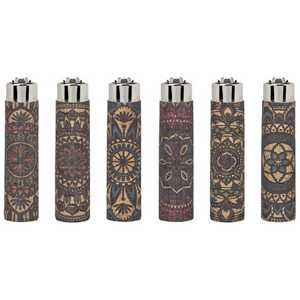 CLIPPER LARGE POP COVER GOOD CORK MANDALA (X24)