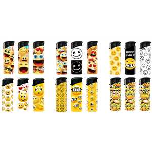 FUNFLAM SMILEY II DESIGNS BLISTER (X3)