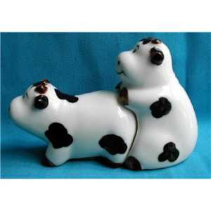 PEPPER & SALT COW