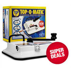 PROMO DISPLAY 11 + 1 TOP-O-MATIC II TUBE MACHINE