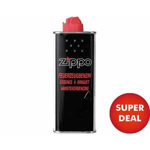 PROMO DISPLAY 21 + 3  ZIPPO FUEL (125ML)
