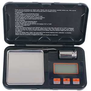 RAGGA DIGITAL SCALE 7722 (0,01 - 200G)