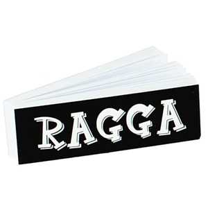 RAGGA SMALL FILTER TIPS 55X18MM (X100)